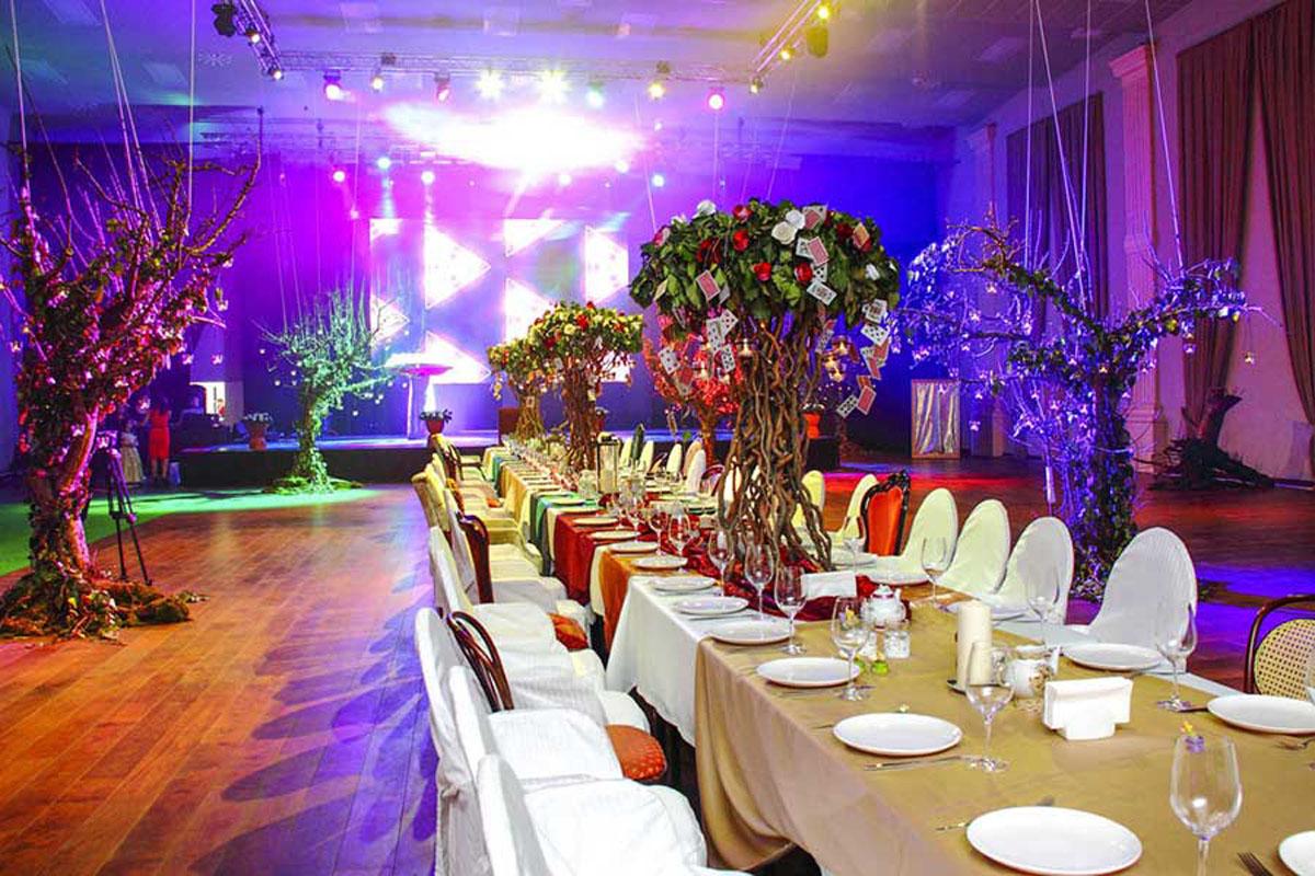 Залы для свадьбы за краснодаром