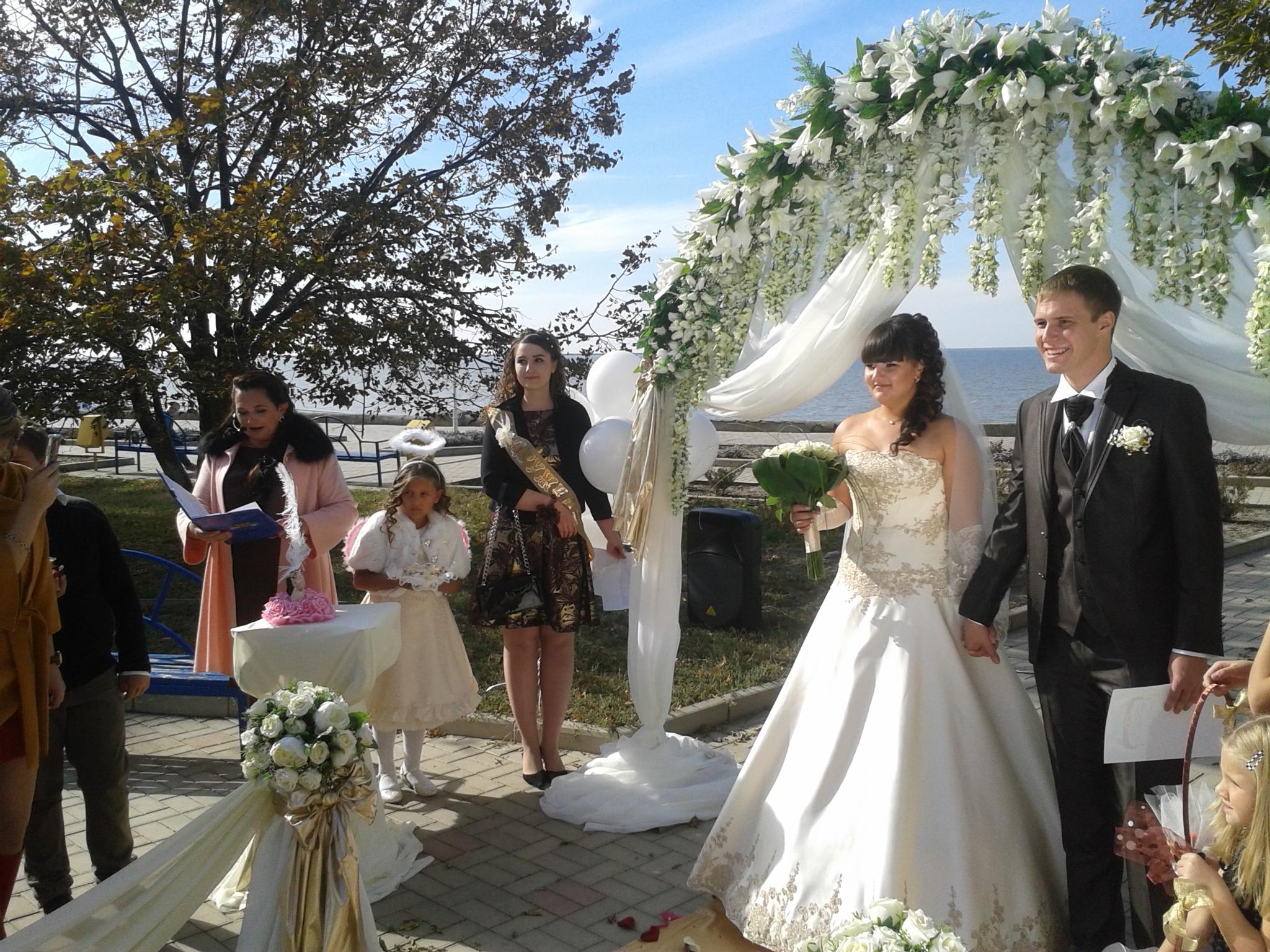 Фото свадеб в приморско ахтарске