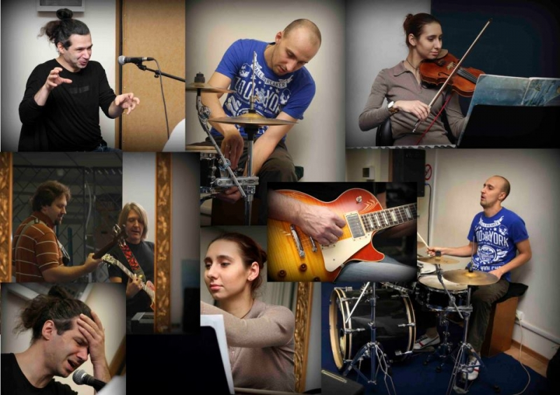 Артисты москвы