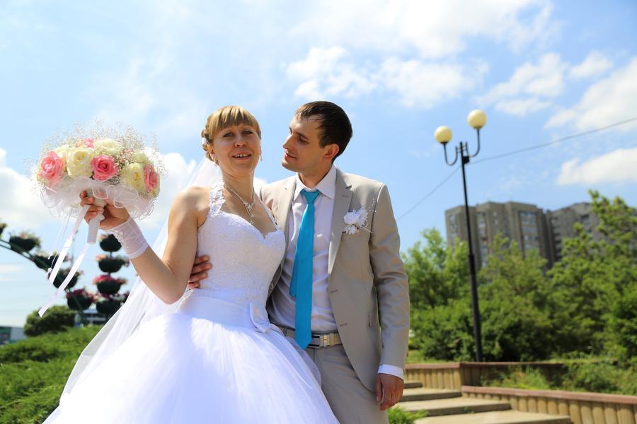 Фото на свадьбе в ростове