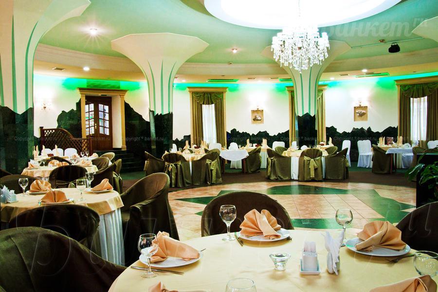 Полевской ресторан каменный цветок
