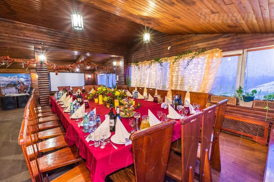 Ресторан шале нагорная фото