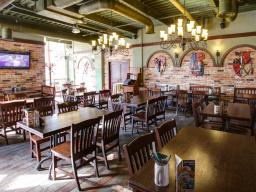 Чешский Ресторан-Пивоварня Стражек