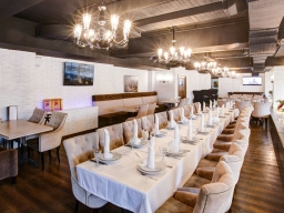Ресторан кавказской и европейской кухни Нар Шараб