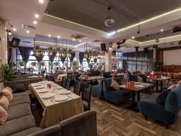 Бар-ресторан-караоке Территория в Марьино