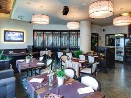 Итальянское кафе Винчи