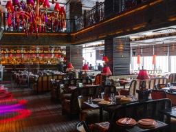 Buddha-Bar Moscow / Будда бар