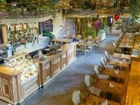 Сеть ресторанов Грабли
