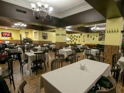 Шпана - ресторан, городское кафе