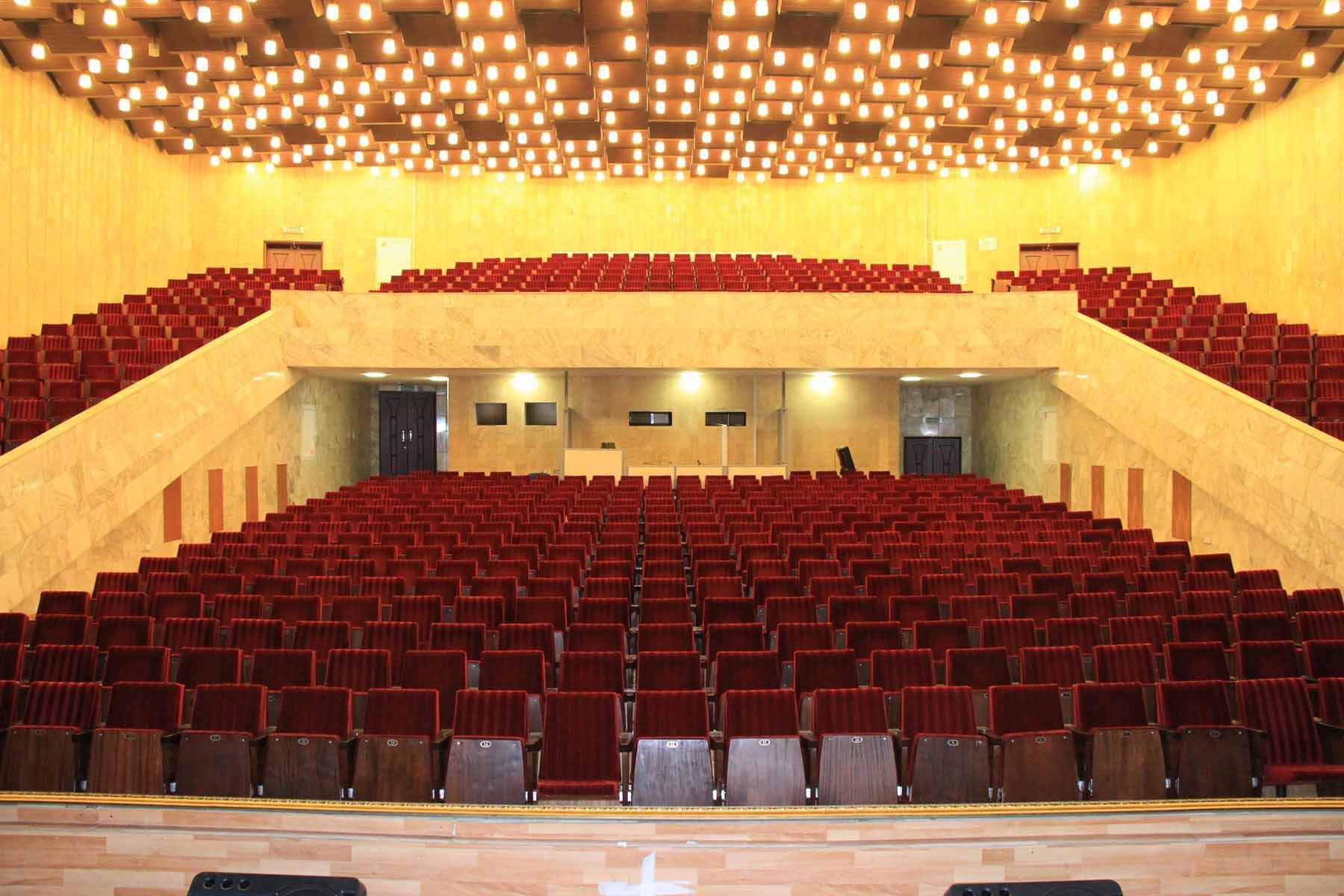 Концертный зал королевский схема зала фото 955