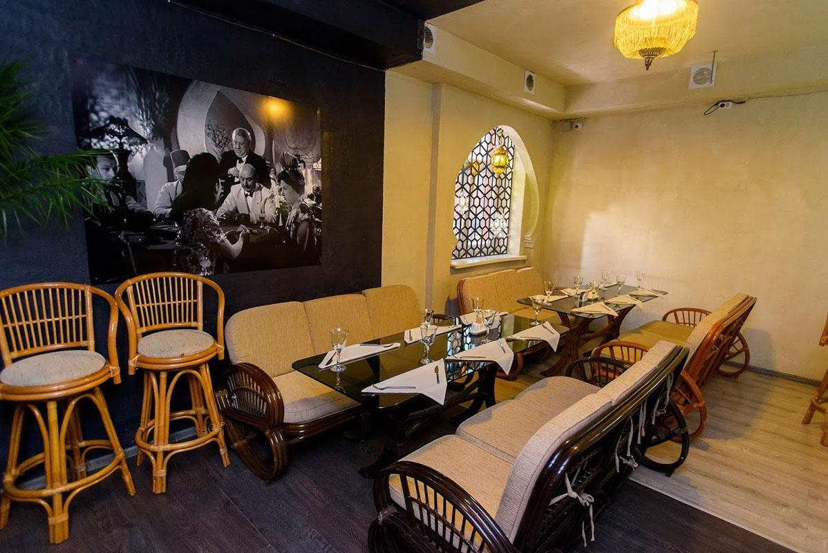 Касабланка ресторан пермь фотографии