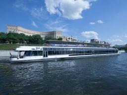 Теплоход River Palace