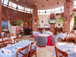 Ресторан Рыбачка Соня