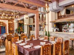 Ресторан домашней кухни Джу Джа