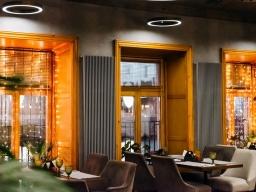 Ресторан на Болотном