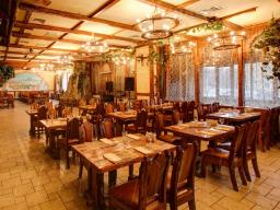 Ресторан Долина Солнца на Ленинградском шоссе