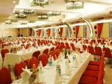 Банкетные залы гостиницы Космос