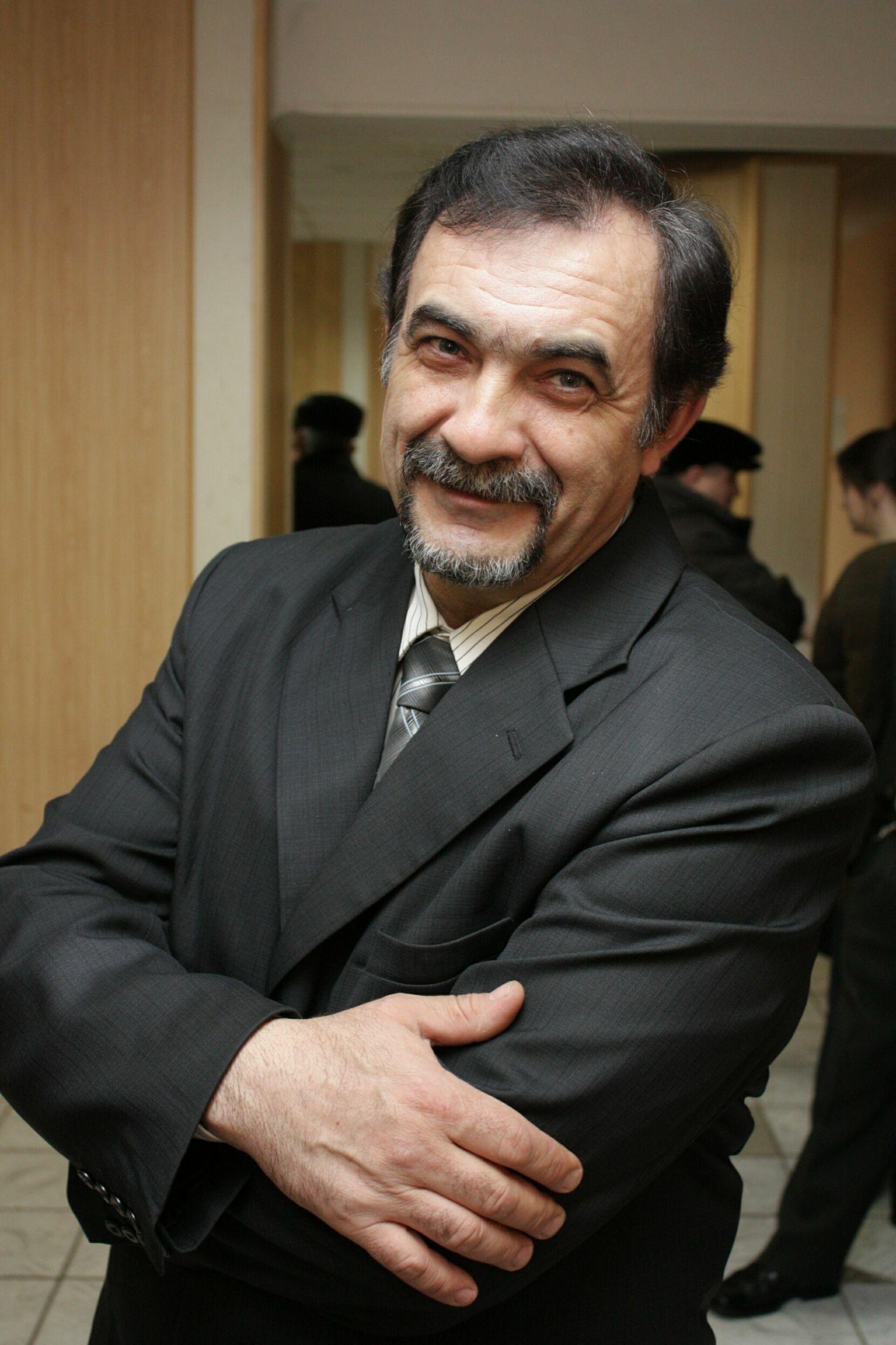 Петр Минеев
