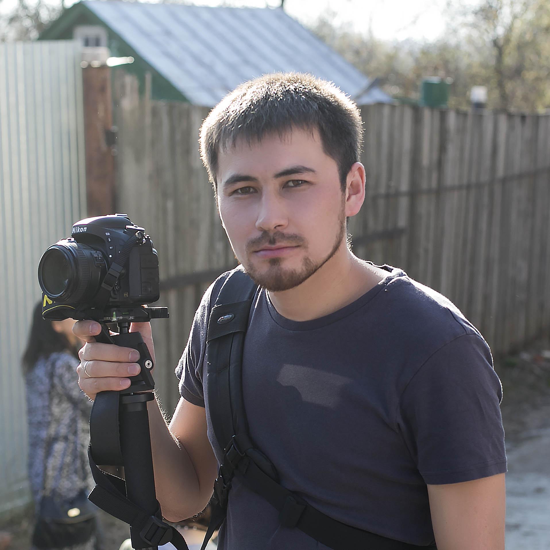 Марат Байрамгулов