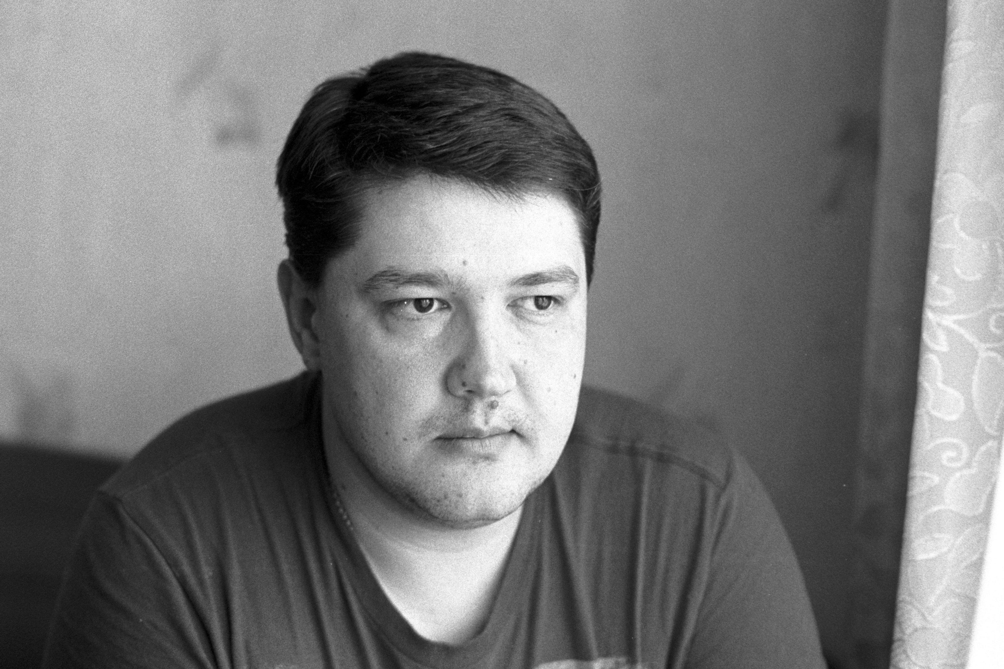 Александр Мохначев