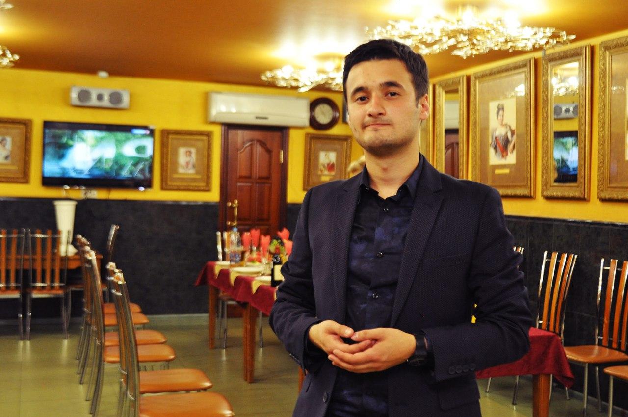 Ильхам Ибрагимов