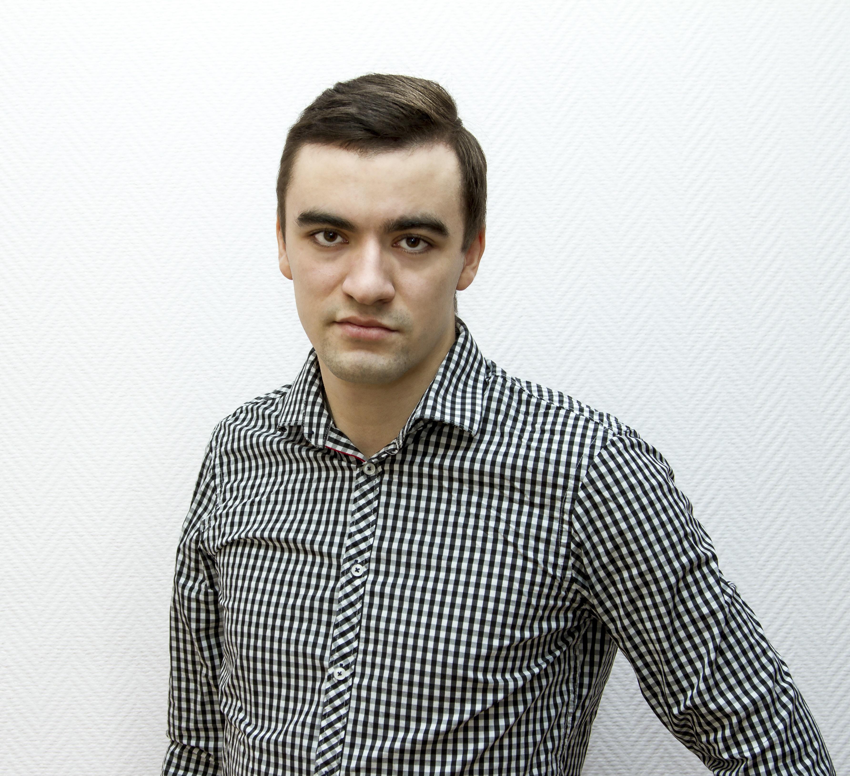 Дмитрий Рожихин