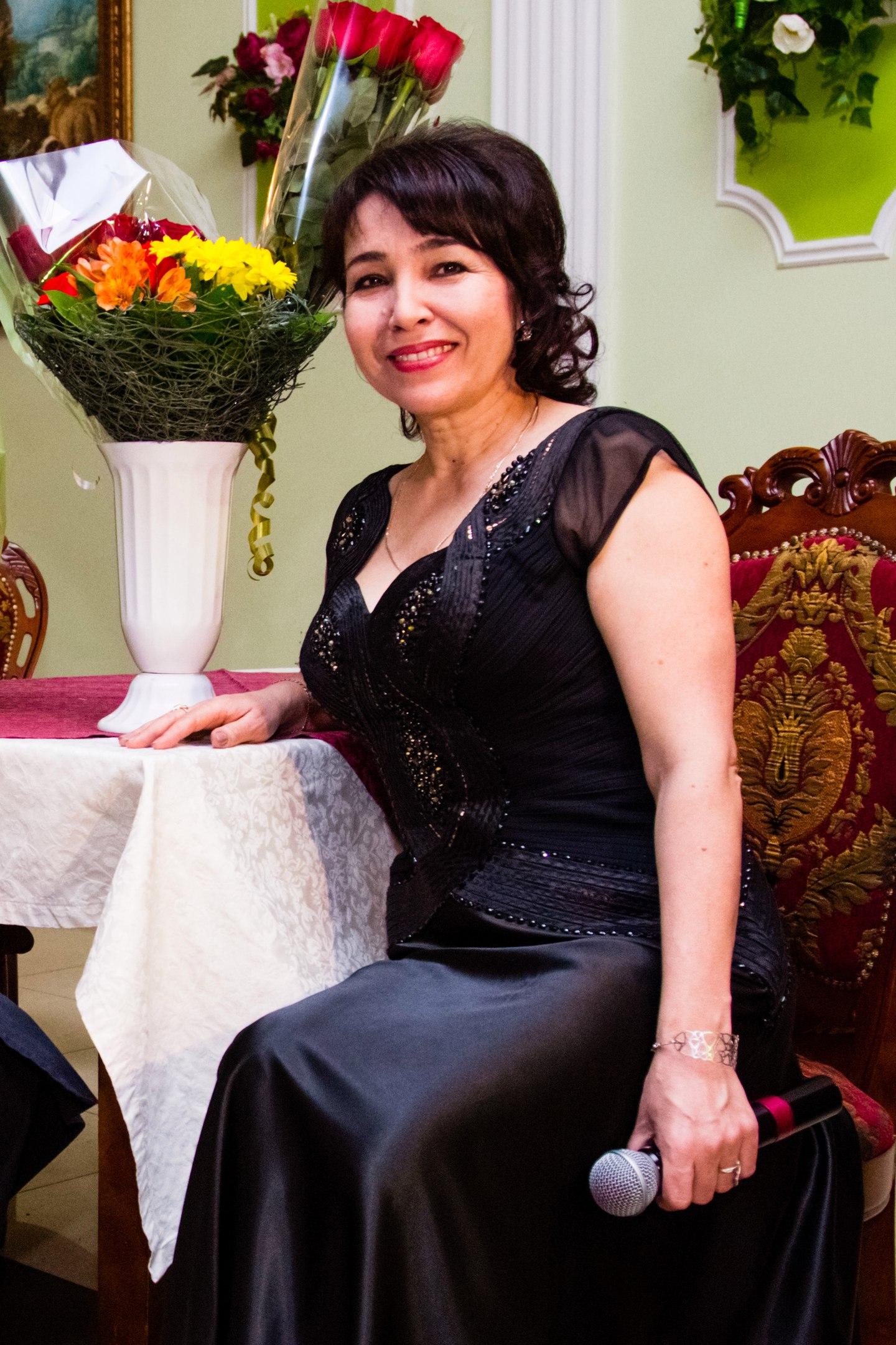 Наиля Заитова