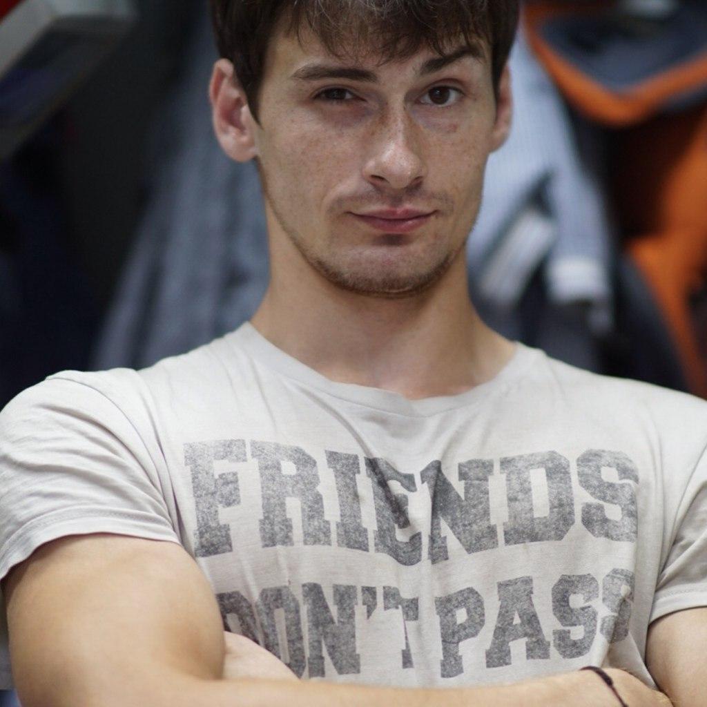 Евгений Покрышкин