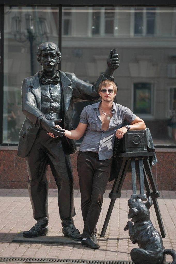 Александр Суворкин