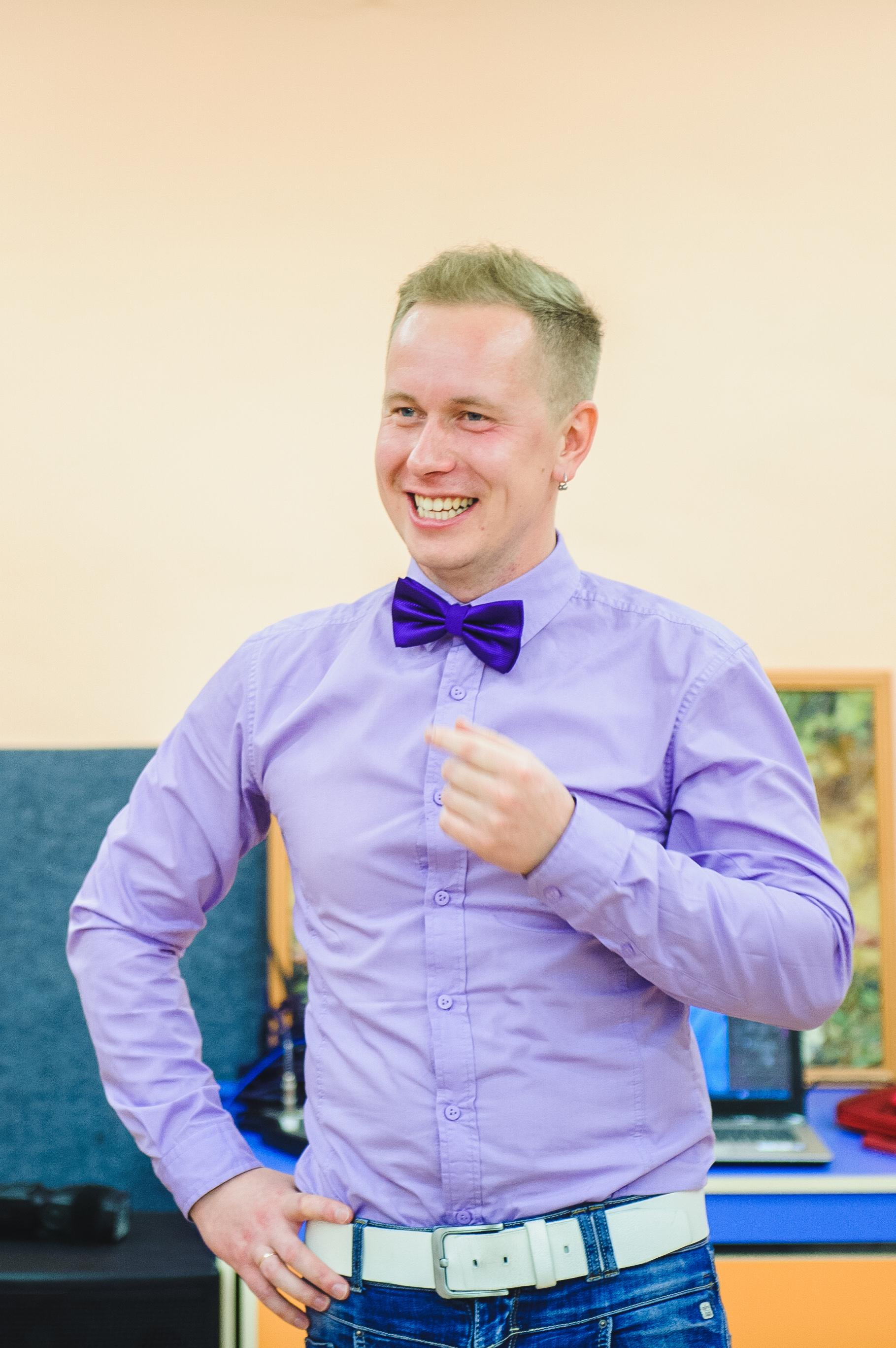 Олег Ларькин