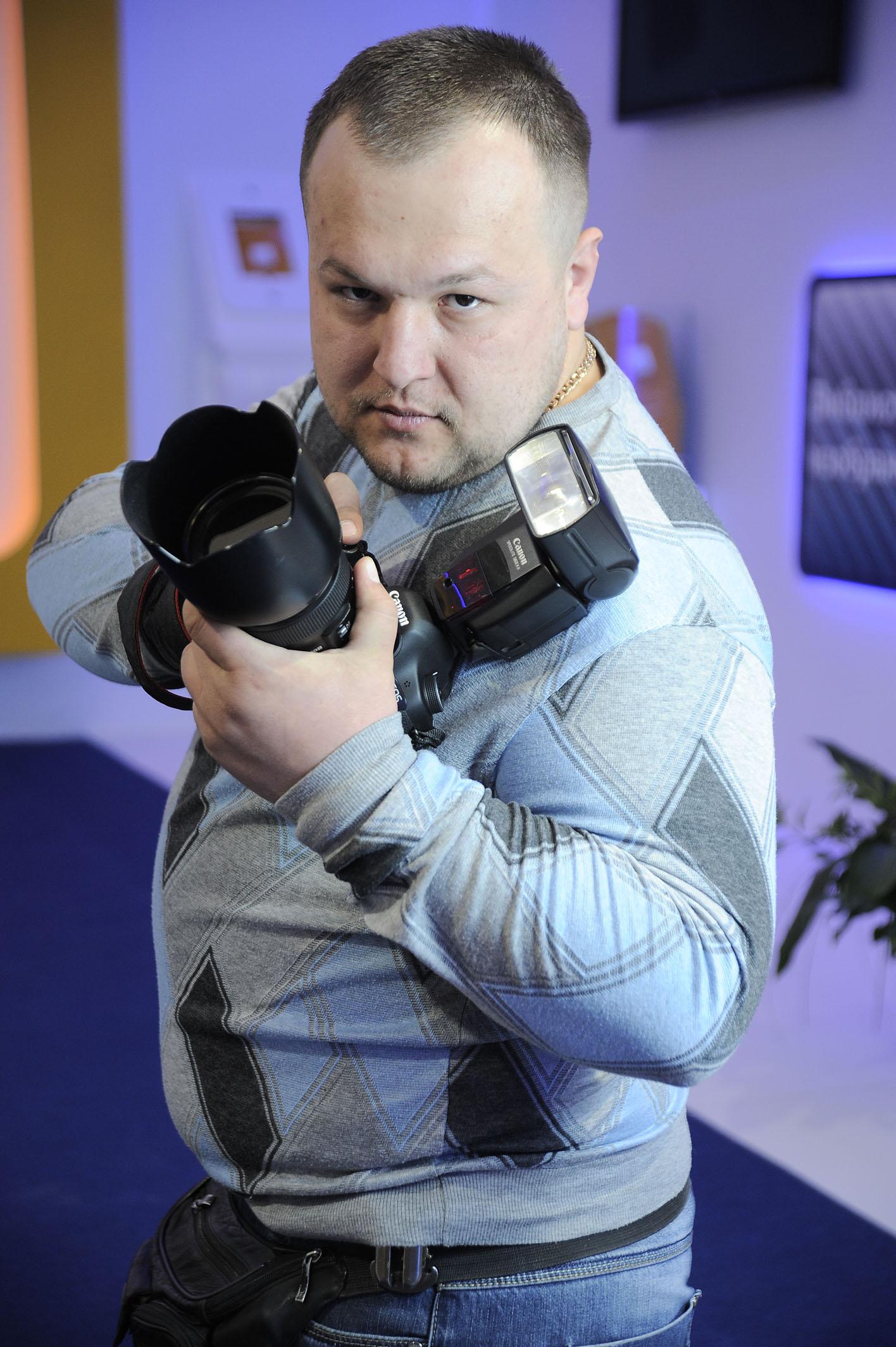 Дмитрий Дубовой