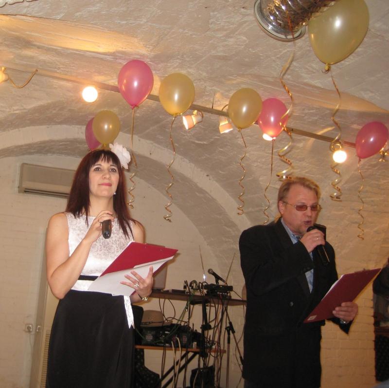 Елена и Серж Курганские