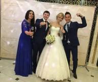 Дмитрий Дрозд и Ксения Таннер