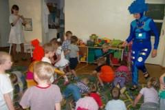 Ведение детских праздников Митино заказ аниматоров Проезд Черепановых